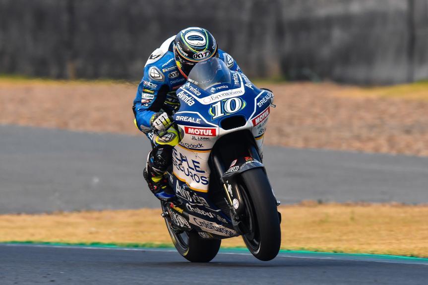 Xavier Simeon, Reale Avintia Racing, Buriram MotoGP™ Official Test
