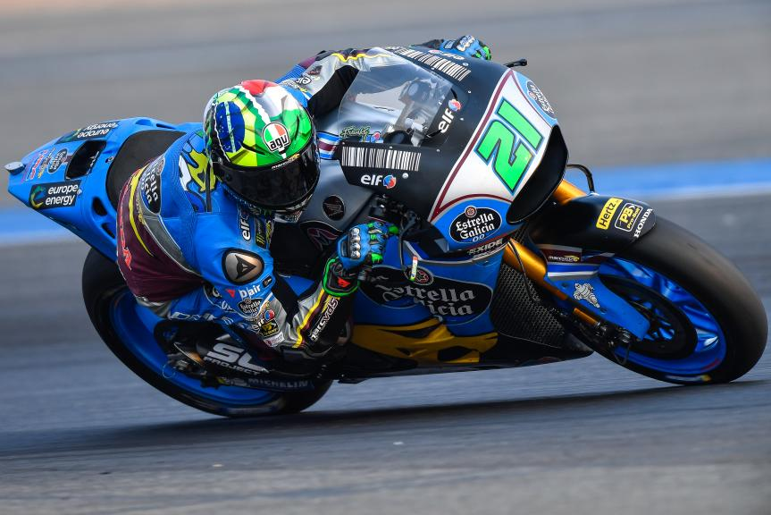 Franco Morbidelli, EG 0,0 Marc VDS, Buriram MotoGP™ Official Test