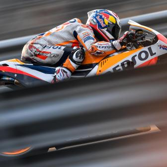 #ThaiTest: Pedrosa pounces to top Day 3