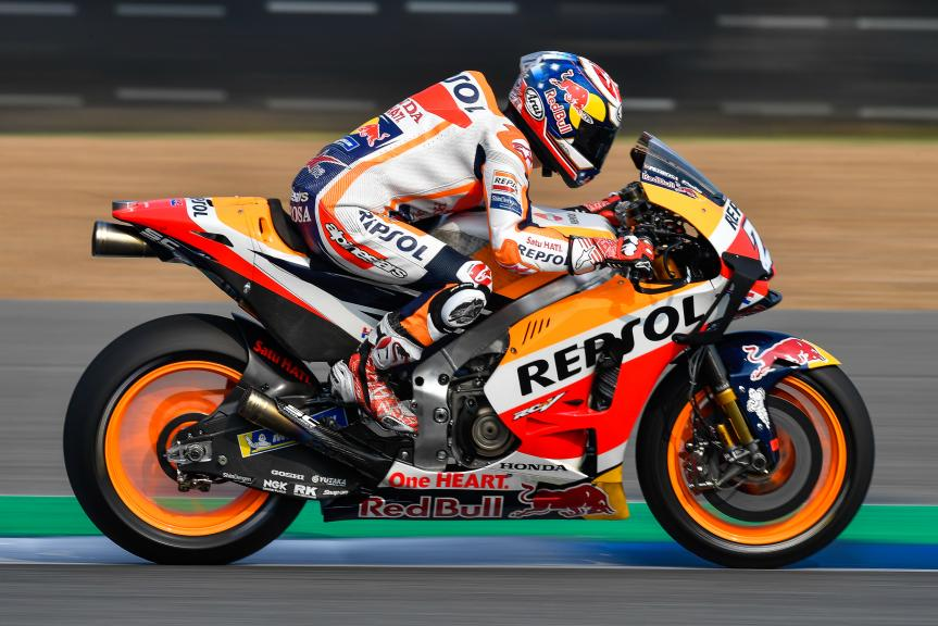 Dani Pedrosa, Repsol Honda Team, Buriram MotoGP™ Official Test