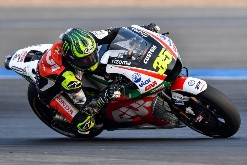 Cal Crutchlow, LCR Honda, Castrol, Buriram MotoGP™ Official Test