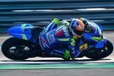 Alex Rins, Team Suzuki Ecstar, Buriram MotoGP™ Official Test