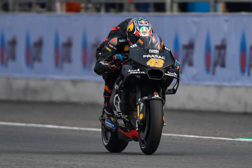 Jack Miller, Alma Pramac Racing, Buriram MotoGP™ Official Test