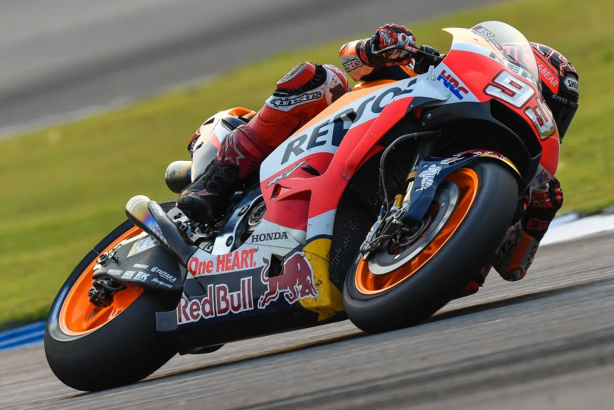 Marc Marquez, Repsol Honda Team, Buriram MotoGP™ Official Test