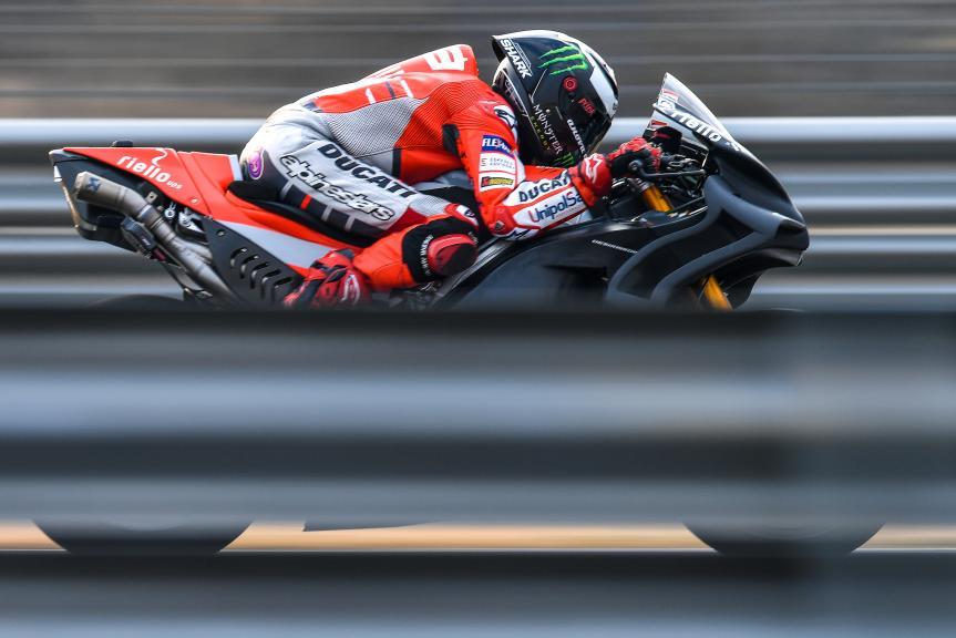 Jorge Lorenzo, Ducati Team, Buriram MotoGP™ Official Test