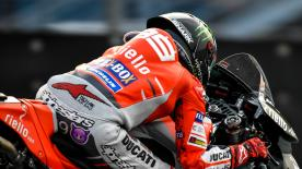 After finishing tenth on Day 2 in Buriram, Jorge Lorenzo gives his feelings after a difficult day
