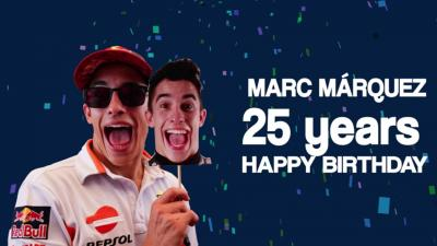 Happy 25 Birthday Marc!