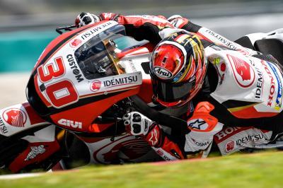 Nakagami, il vento di levante sul MotoGP™