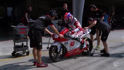 Highlights: First day of preseason testing in Malaysia