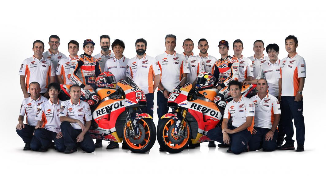 Repsol Honda 2018 launch