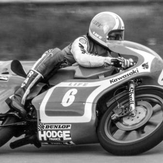 Kork Ballington to become a MotoGP™ Legend