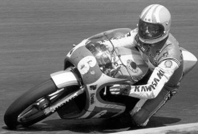 Ballington, the rider who stopped seeing corners