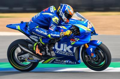 Suzuki, convaincu d'avoir une bonne base pour 2018