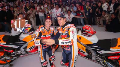 Repsol Honda Team unveil new 2018 livery in Jakarta