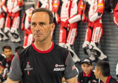 'MotoGP es como Hollywood, la ATC te hace volver al inicio'