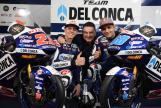 Team Del Conca Gresini, 2018 launch