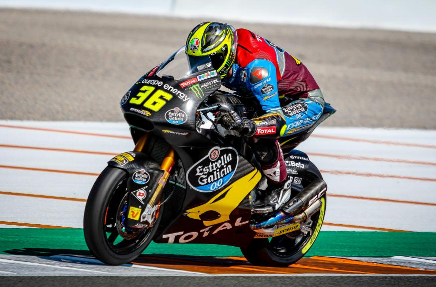 Joan Mir, EG 0,0 Marc VDS, Valencia Moto2 & Moto3 Private Test