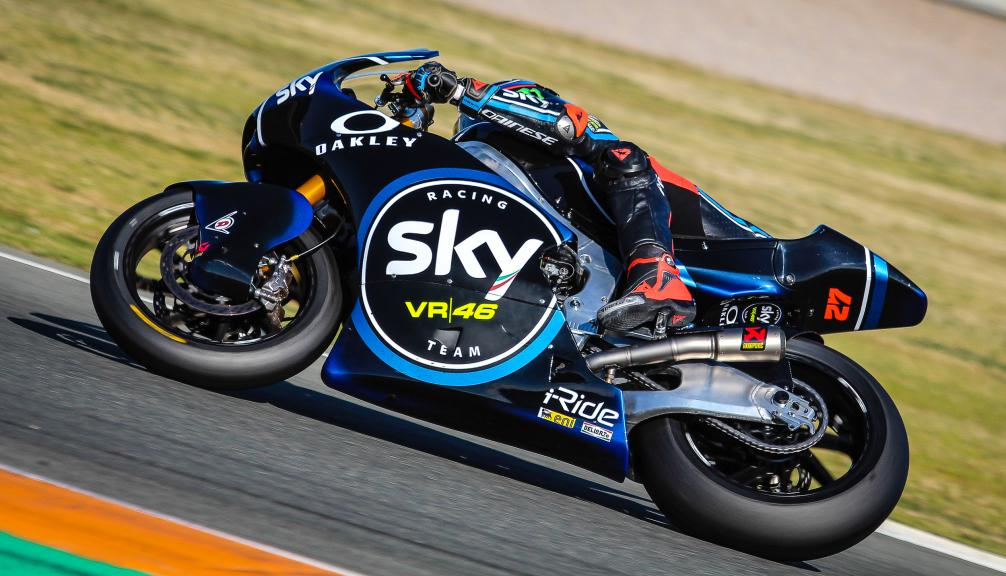 Francesco Bagnaia, Sky Racing Team VR46, Valencia Moto2 &Moto3 Private Test