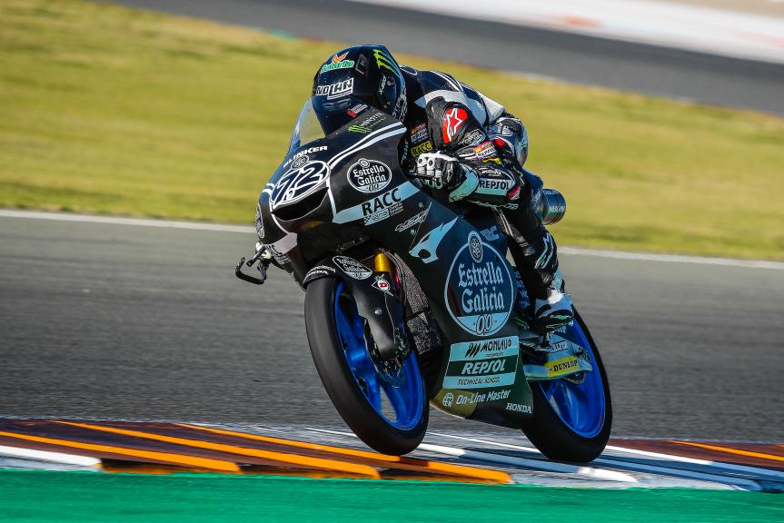 Alonzo Lopez, EG 0,0 Marc VDS, Valencia Moto2 & Moto3 Private Test