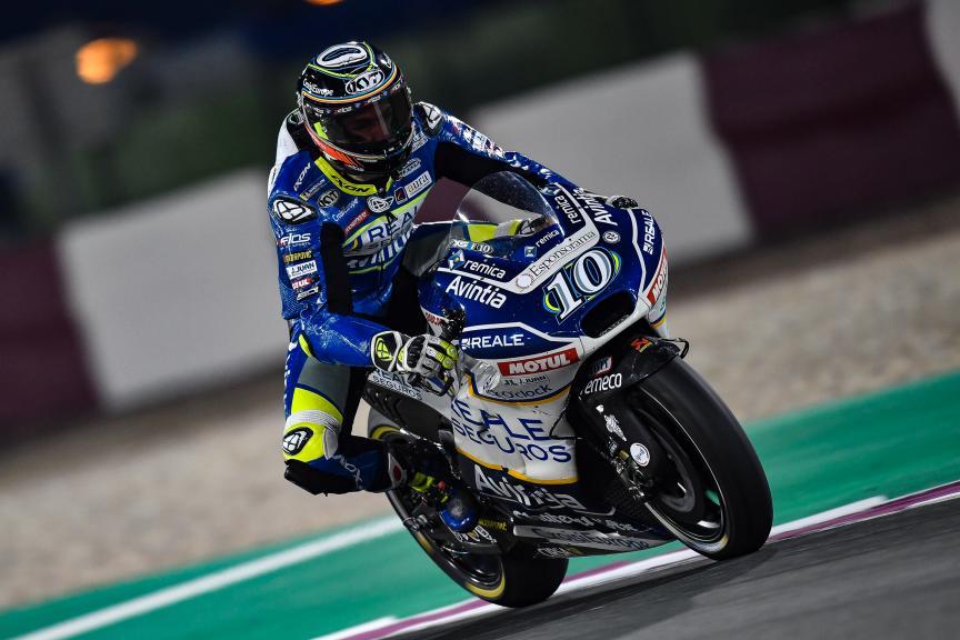 Xavier Simeon, Reale Avintia Racing, Qatar MotoGP™ Official Test