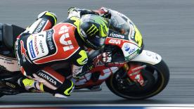 After two years being the sole rider at LCR Honda, Cal Crutchlow has now a new teammate