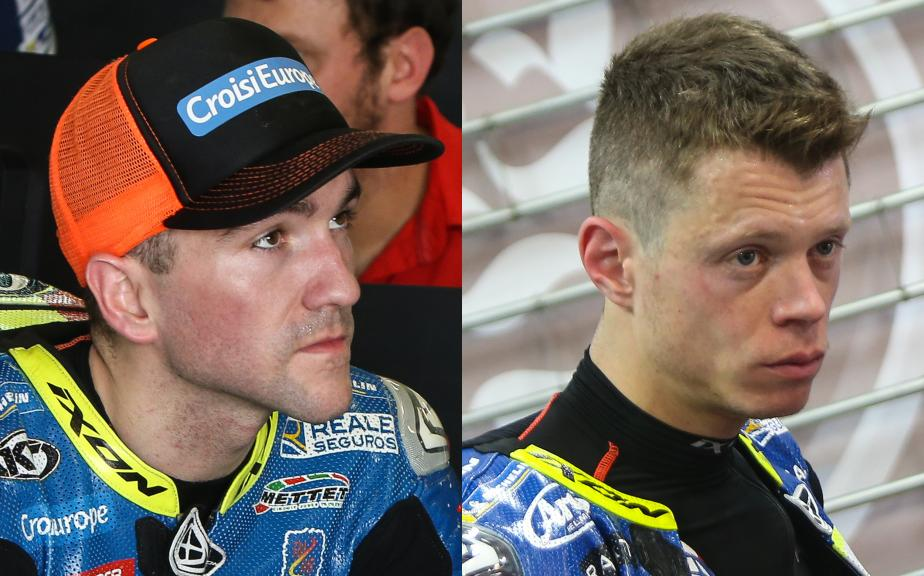 Tito Rabat, Xavier Simeon, Reale Avintia Racing