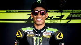 Malaysian rookie, Hafizh Syahrin gives his thoughts on his impending debut in the premier class this season