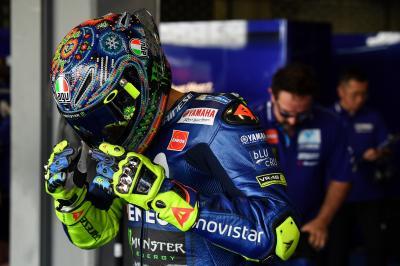 Rossi: «Je roulerai probablement jusqu'en 2020 »