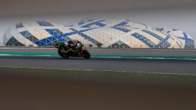 The first update of the day from the Losail International Circuit in Qatar!