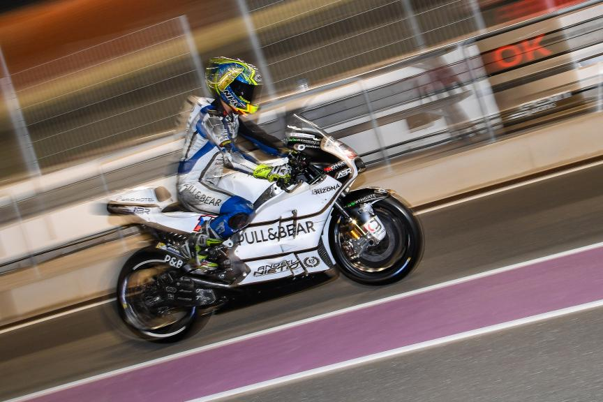 Karel Abraham, Angel Nieto Team, Qatar MotoGP™ Official Test