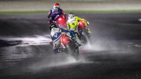 We catch up with the MotoGP™ grid to get their opinions on the wet track test at the Losail International Circuit