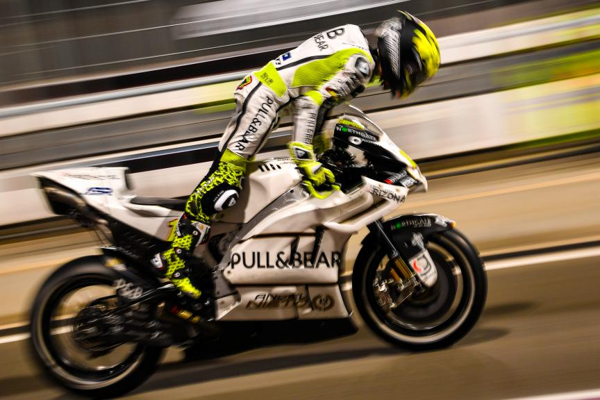 Alvaro Bautista, Angel Nieto Team, Qatar MotoGP™ Official Test