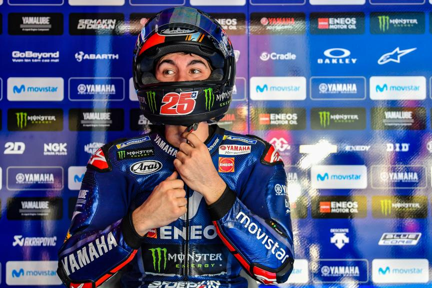 Maverick Vinales, Movistar Yamaha Motogp, Qatar MotoGP™ Official Test