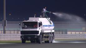 MotoGP™'s Safety Advisor, Loris Capirossi, gives his thoughts on the wet circuit test in Qatar