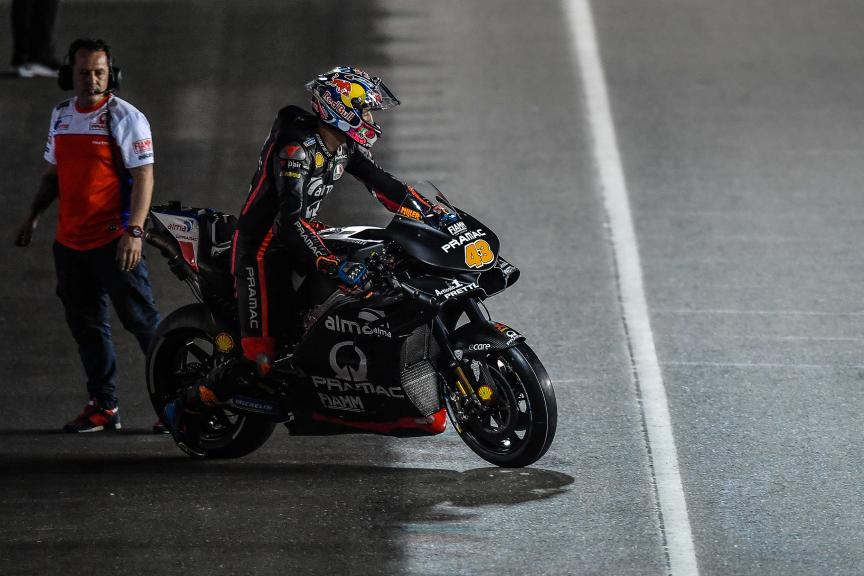 Jack Miller, Alma Pramac Racing, Qatar MotoGP™ Official Test