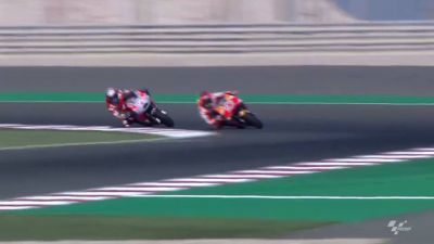 This looks familiar. The final day of the #QatarTest is