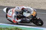 Andrea Migno, Angel Nieto Team Moto3, Jerez Moto2 & Moto3 Official Test