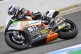 Sam Lowes, Swiss Innovative Investors, Jerez Moto2 & Moto3 Official Test