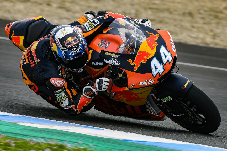 Miguel Oliveira, Red Bull KTM Ajo, Jerez Moto2 & Moto3 Official Test