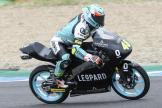 Lorenzo Dalla Porta, Leopard Racing, Jerez Moto2 & Moto3 Official Test