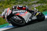 Xavi Vierge, Dynavolt Intact GP, Jerez Moto2 & Moto3 Official Test