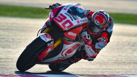 We catch up with four out of the five rookies making their MotoGP™ debut this year and find out which riders they are learning from