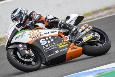 Lowes and Lecuona dominate Day 2 in Jerez