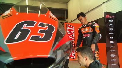 Khairuddin and the importance of MotoGP™ in South East Asia