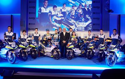 Reale Avintia Racing presentation in Madrid
