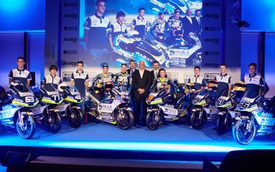 El Reale Avintia Racing presenta sus proyectos en Madrid
