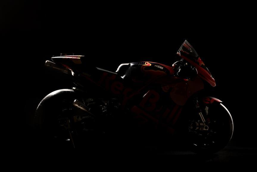 Red Bull KTM MotoGP Team 2018 Launch