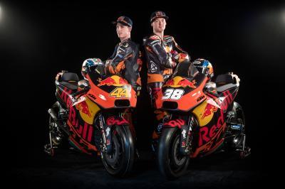 KTM, il toro indomabile del MotoGP™