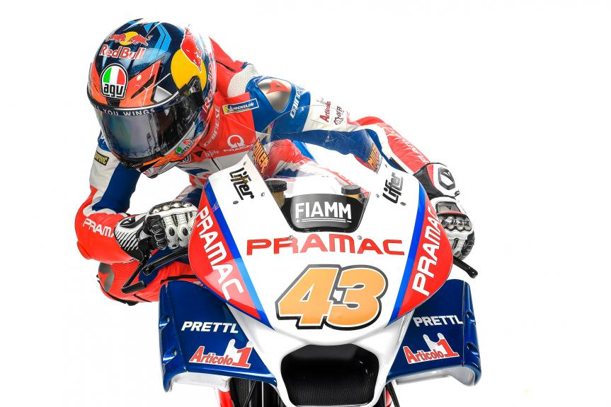 Alma Pramac Racing, 2018 launch