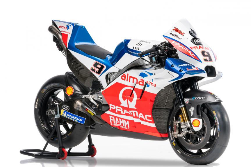 Alma Pramac Racing, 2018 launch